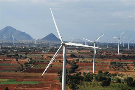 Gamesa has installed 1.44GW in India to date