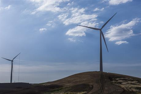 Gamesa will produce turbines for the Guirapa complex in east Brazil
