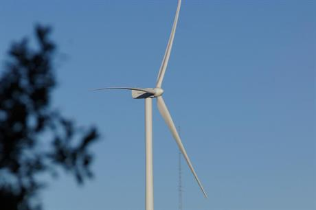 Gamesa's G114 turbine will be installed on higher-than-usual towers