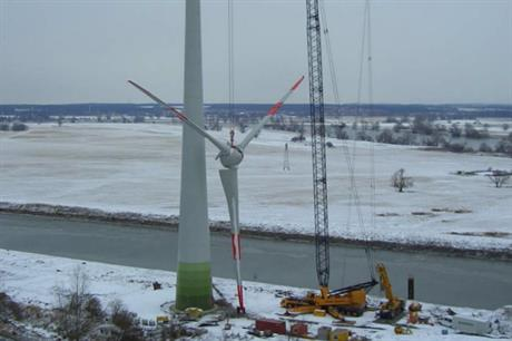 Germany added 1,892MW of new onshore wind capacity in the first half of 2016 (pic: Enercon)