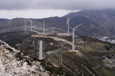 The Greek renewables sector can access support from the EBRD