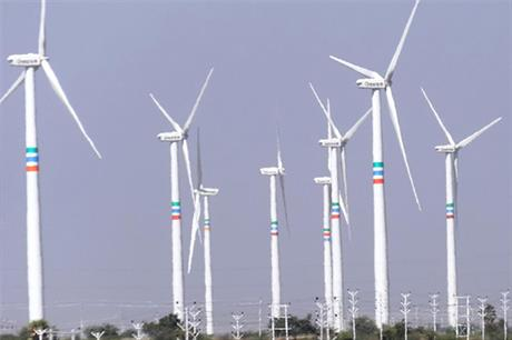 Wind power producers are seeing their unpaid bills stack up in three Indian states