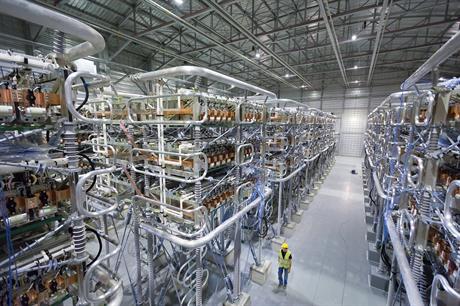 Gallery: France-Spain 2GW HVDC link