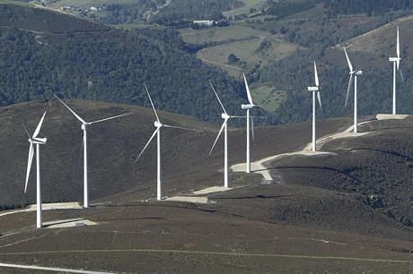 Iberdrola's 38MW El Candal project in northern Spain