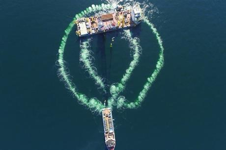Iberdrola's Wikinger offshore project is due to be completed by the end of the year