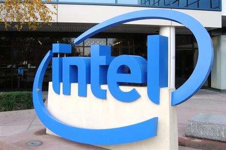 Intel topped the list, sourcing all of its power from renewables