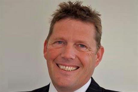Aarufield chairman Julian Brown