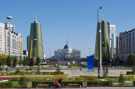 The 50MW Yereymentau project will be located 150 kilometres east of the capital, Astana