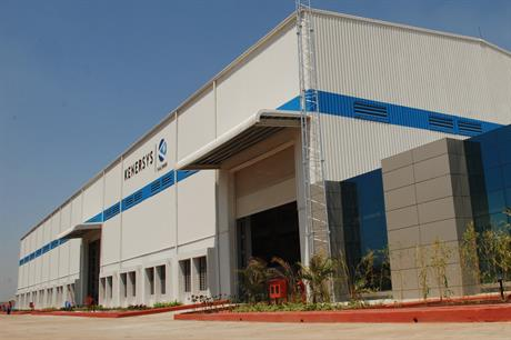Senvion acquired the Kenersys production facility in Baramati, west India, and its Indian-approved product portfolio in August