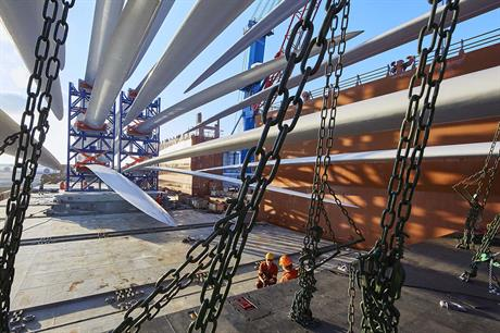 GE's proposed takeover approved in Europe (pic: LM Wind Power)