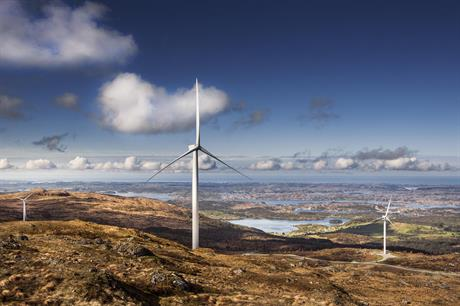 Nordex will supply turbines to all three phases of Midtfjellet project in southwest Norway (pic: Midtfjellet Vindkraft AS/Utsikta)