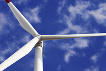 Nordex's N100 2.5MW turbine is being used at Metro Power's development