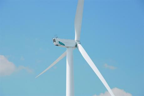 Nordex will install its N100/2500 turbines at the site