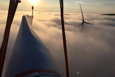 Nordex N100 3.3MW turbine will be installed at two Greek projects