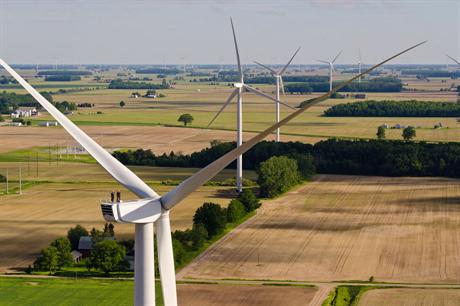 Nordex will deliver 12 N117/2400 turbines to the two projects in southern Germany