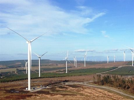 Nordex's N90 turbine will be installed in Northern Ireland