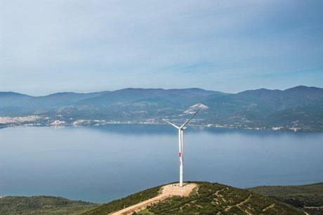 Nordex will supply nine turbines to a project in Turkey