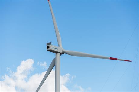 Nordex will deliver its N131/3600 turbine to two sites in southern Turkey