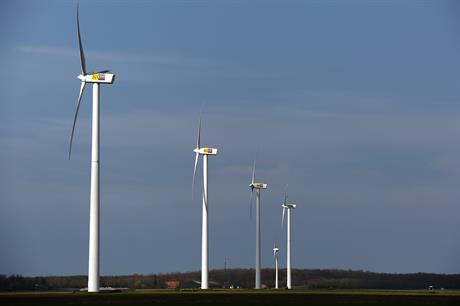 Nuon plans to replace 93 turbines with 99 newer machines at Wieringermeer