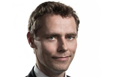 Energy minister Ola Borten Moe