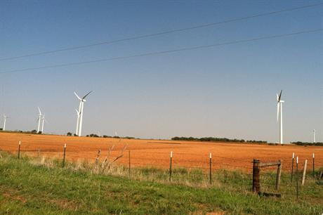 OwnEnergy developed the 51MW Bobcat Bluff project in Texas
