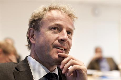 Vattenfall CEO Oystein Loseth