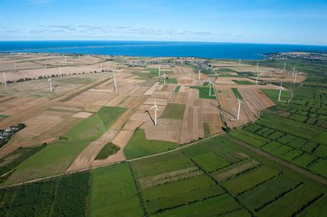 Poland is 'a less attractive place to invest in wind power', the IEA said