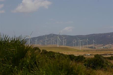 RWE has 460MW of wind capacity in Spain