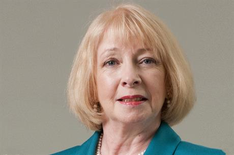 RenewableUK CEO Maria McCaffery is stepping down from the role