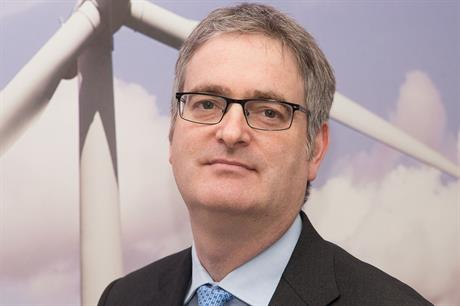 Hugh McNeal will begin as RenewableUK CEO in April
