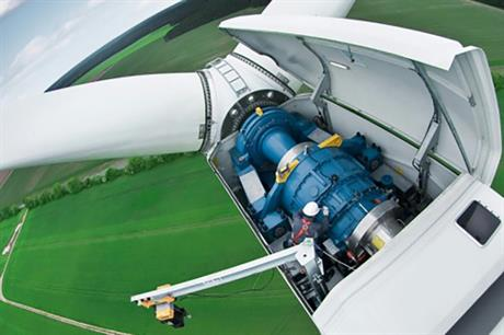 ZF has acquired Bosch Rexroth's wind turbine gearbox and industrial gears segment