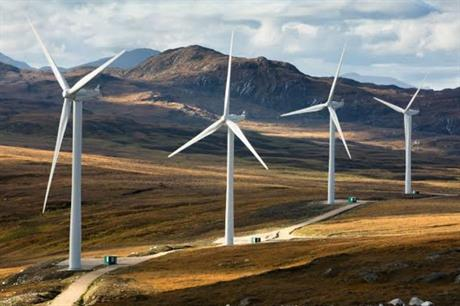 The project will use Senvion MM82 2MW turbines