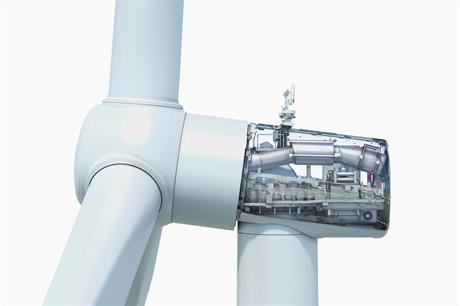 Siemens' three new turbines share the same nacelle design