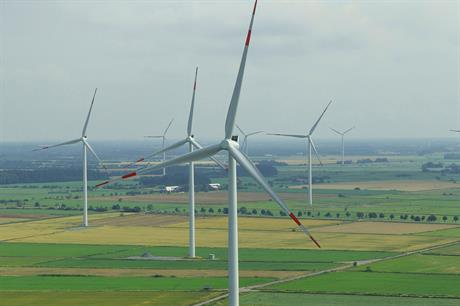 Germany's onshore wind capacity grew by 4,259MW during 2016