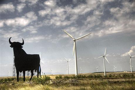 Spainish installations fell by 84% (photo: Jesus Martinez)
