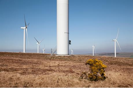 Statkraft's 52.5WM Baillie project was commissioned last year