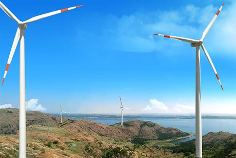 Suzlon has installed 8.6GW in India
