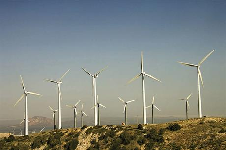 Tata operates wind farms with around 400MW of capacity