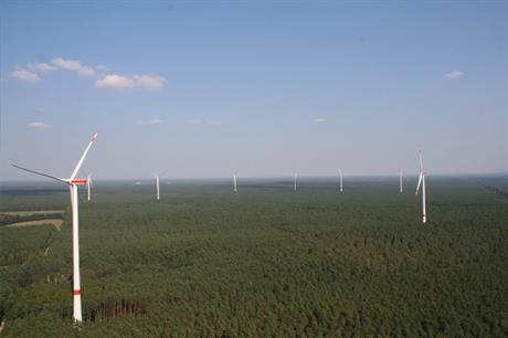 Nordex's N131 turbine will be installed at the ABO Wind project in west Finland