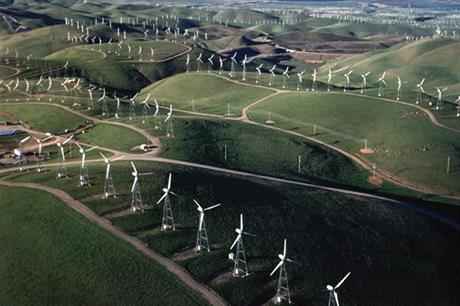 Decommissioning begins of 800 30-year-old turbines in the iconic Altamont Pass