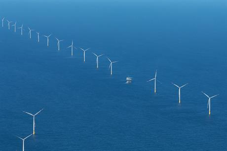 Vattenfall's 288MW DanTysk project came online in the first half of 2014 (pic: Vattenfall)