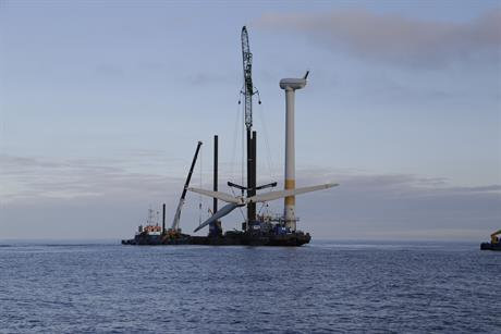 Vattenfall's 14-year-old Yttre Stengrund project in southeast Sweden has been dismantled