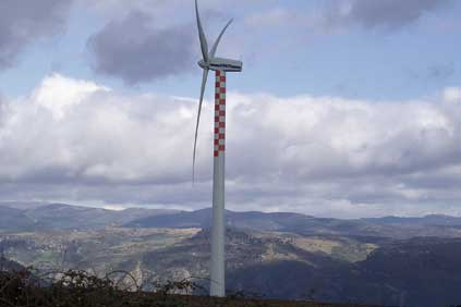Vestas 850kW turbines are installed on both sites