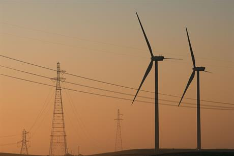 Vestas V90 3MW in California - NRG has extended maintenance contract with manufacturer
