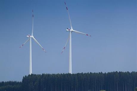 Wind turbine installation has increased 66% in Germany