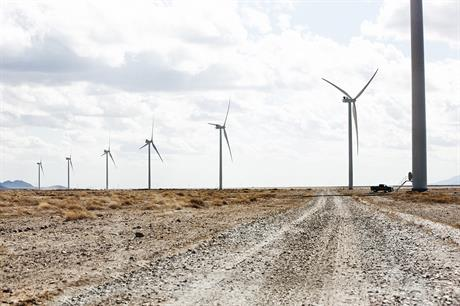 Vestas' V100 1.8MW turbine will be installed at the Ausines project in Spain