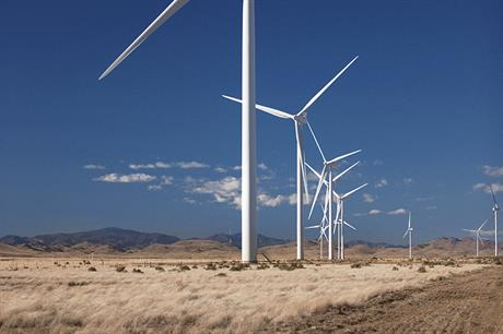 Vestas will supply its V100 turbine to the Texas project