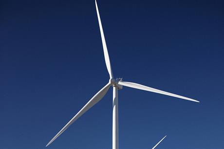 Vestas' V100 turbine will be installed at the EDF Renewable Energy project
