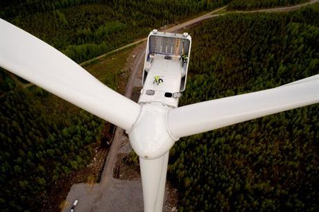 Vestas has received a second order for the V126 in the Ukraine since it restarted activities there