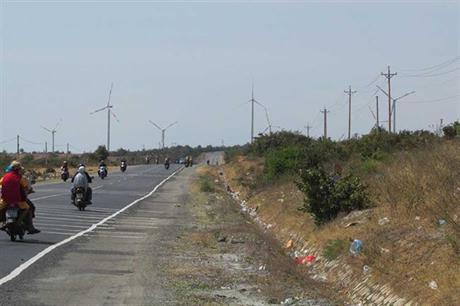 Vietnam has approximately 183MW of installed wind capacity (pic: garycycles8)
